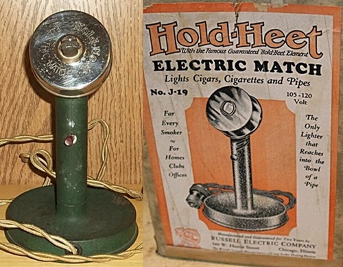 hold heet electric lighter