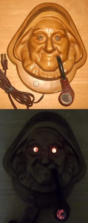 old man electric lighter