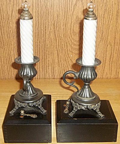 1900 eveready electric candles