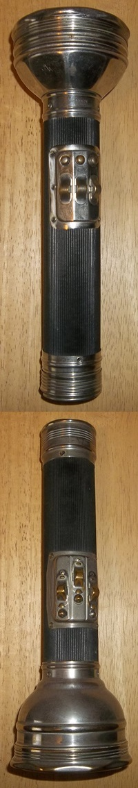 vintage flashlights
