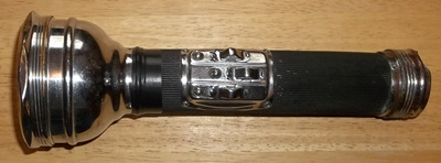Vintage Eveready Flashlight