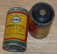 Bond Mono Batteries