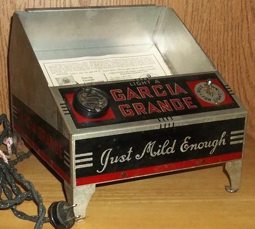 garcia grande electric cigar lighter
