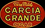 garcia grande cigar poster