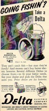 Delta Powerlite lantern