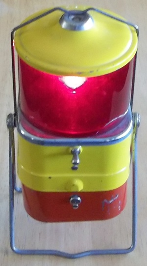 Justrite lighthouse lantern