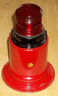 1940's K-D Lantern