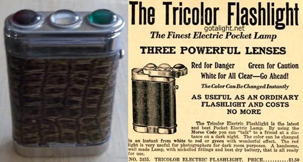 Tri-Color lantern