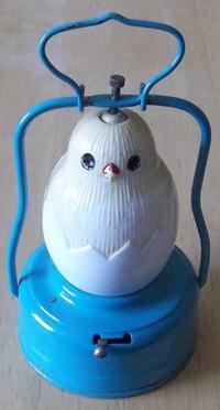 mini chick lantern