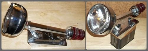 1954 Delta Astro-Lite Lantern