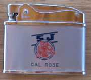 cal rose lighter