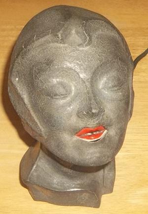 ladies head electric lighter