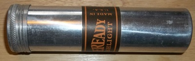 Eveready Flashlight
