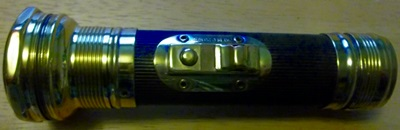 Vintage USA Lite Flashlight