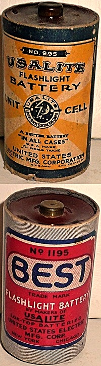 USALite Battery