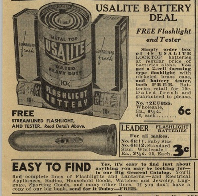 USALite Batteries
