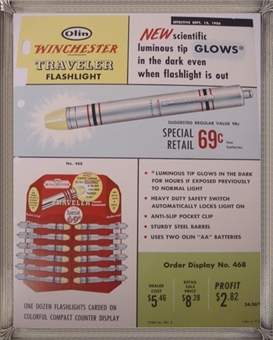 vintage winchester ad